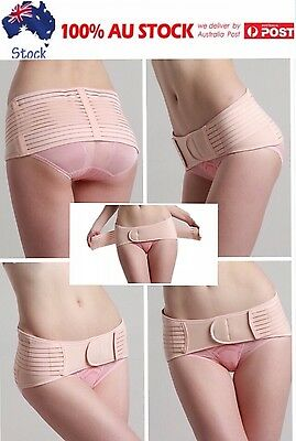 Post Natal Pregnancy Maternity Postnatal/  Sacroiliac Pelvic Support Belt