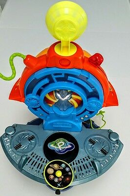 Fisher Price Planet Heroes Solar Quarters Space Station - With Lights and Sounds