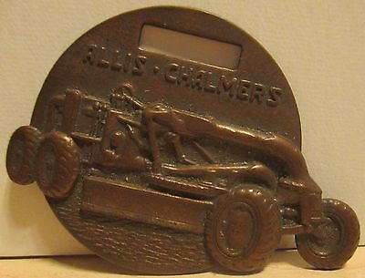 Allis Chalmers Construction Equipment Watch Fob