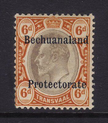 Bechuanaland Sg F1; 6d Orange-yellow,Mint.£190