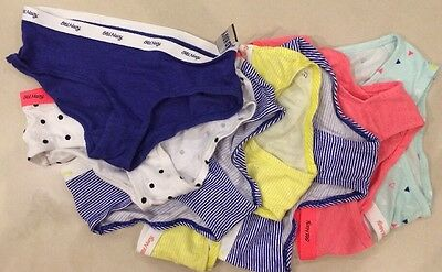 NEW Without Package Old Navy Girls Underwear Size Small 7 Pack