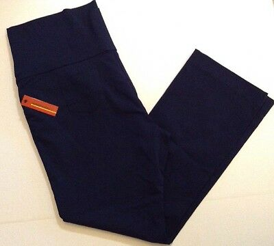 Tapemeasure Maternity Pants Over Belly Full-Panel Black Size 2X Plus 20-22W  NWT