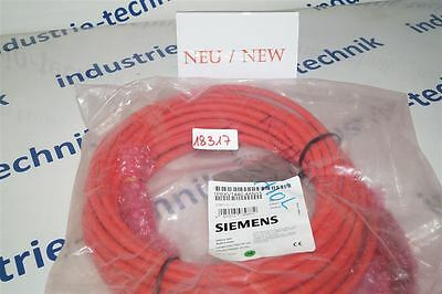 Siemens 6XV1440-4AN15 Cable 15 METER PLC connection cable