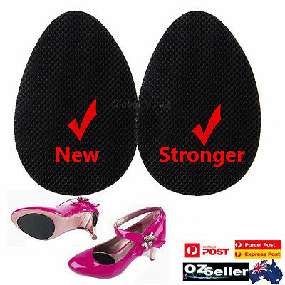 Self Adhesive Strong Non Slip Shoe Sole Grip Pad High Heel Slippery Sole Quality