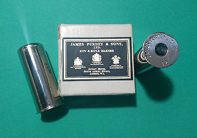 James Purdey & Sons London Qriginal Vintage Snap Caps Set.