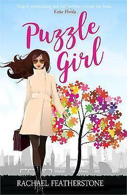Puzzle Girl by Rachael Featherstone | Paperback Book | 9781786150264 | NEW