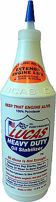 Lucas Heavy Duty Oil Stabiliser and Gearbox Treatment 1 Ltr oil stabilizer