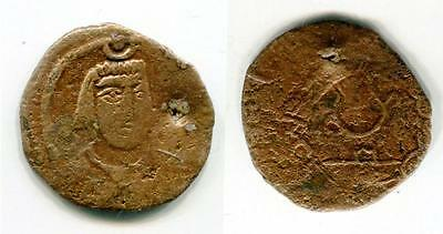 (7975)Chach, Unknown ruler 7-8 Ct AD, Sh&K #98