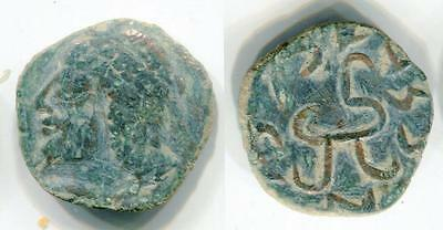 (7496)Chach, Unknown Ruler, 3-5 Ct AD