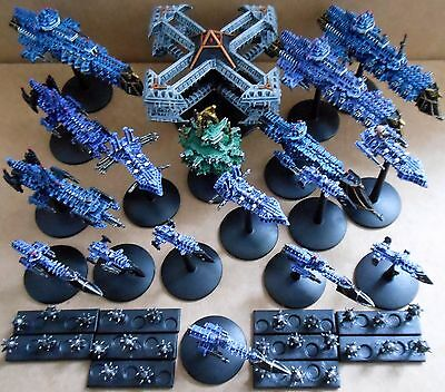 1999 Battlefleet Gothic Imperial Fleet Games Workshop Pro Painted Ship BFG 40K