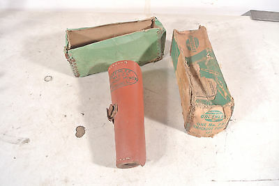 Nos Greenlee One No735 Knockout Punch Set