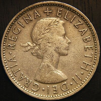 Great Britain Florin, Two Shillings, 1959