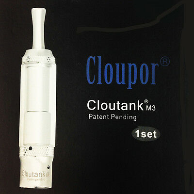Cloutank Cloupor M3 2in1 Vaporizer set