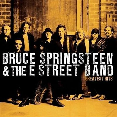 BRUCE SPRINGSTEEN & THE E STREET BAND Greatest Hits CD BRAND NEW