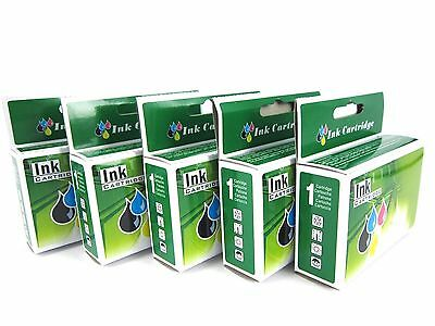 5 x Ink Cartridge 220XL for Epson workforce WF 2760 WF2650 WF2660 XP420 220 XL