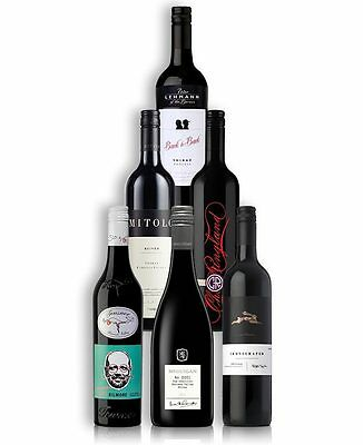 Barossa Shiraz Mix (6 Bottles)