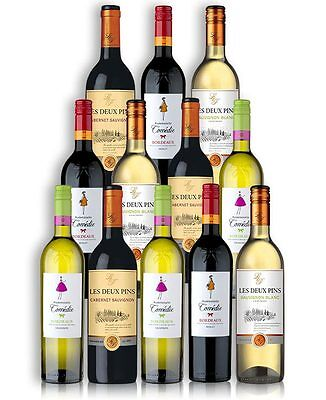 French Faves Mix (12 Bottles)