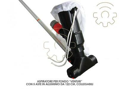 bottom cleaner vacuum cleaner Venturi for bottom pool pools maintenance cleaning