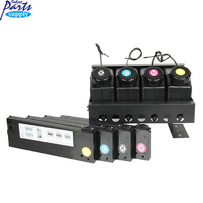 UV CISS Bulk ink System (4x4) for Roland LEF / Mimaki / Mutoh UV Flatbed Printer