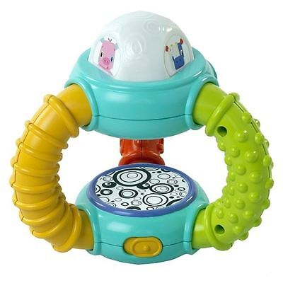 Bright Starts Little Lights And Music Toy Kids Play Silly Sounds & Fun Melodies