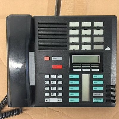 Nortel Norstar Meridian M7310 Phone Blk lot of 10