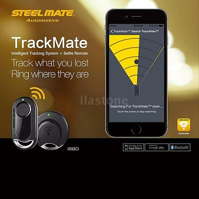 Selfie Remote Steelmate i880 TrackMate Car Alarm GPS Tracker System For IOS R2H9