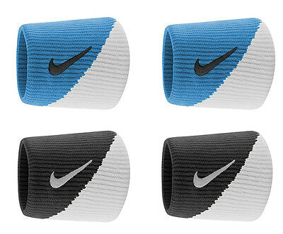 Nike 1 Paar DRI FIT WRISTBANDS 2.0 Schweissband Handtuch Jogging Fitness Tennis