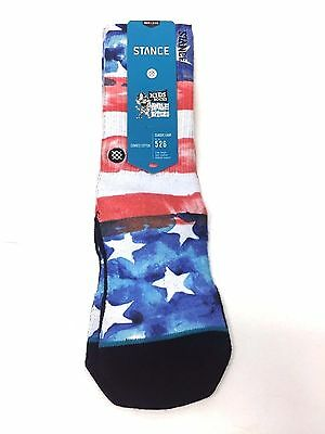 AUTHENTIC! Stance UNIONIST Kids Crew Socks Youth Size L(2-5.5)