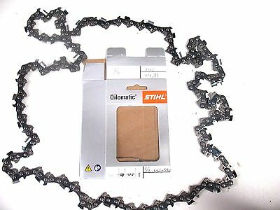 NEW STIHL 3/8 chain 72 DL drivers .050 gauge full chisel 20 inch bar 72dl 0.050