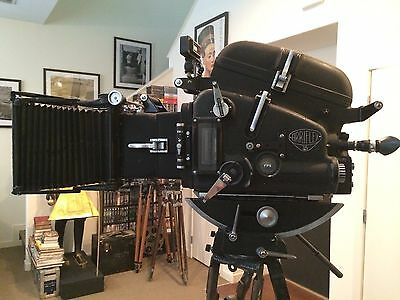 Movie Camera ARRI IIC 35mm Camera in Arriflex 120s Blimp