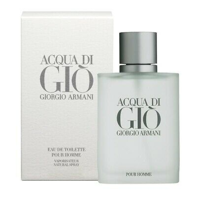 Giorgio Armani Acqua Di Gio 100ml EDT (M) SP Mens 100% Genuine (New)