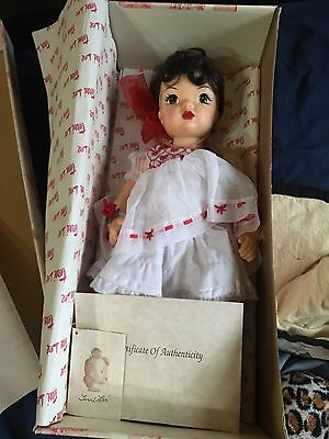 terri lee doll limited edition #2515