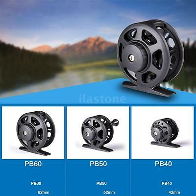 Fly Fish Left/Right Reel Former Rafting Fishing Vessel Wheel Fishing Gear O6D6