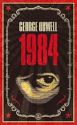 BESTSELLER Nineteen Eighty-Four 1984 by George Orwell (Paperback, 2008)
