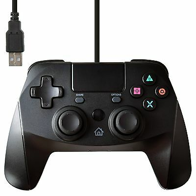 Snakebyte Game Pad 4 Controller for Sony PS4 / PS3/ PC