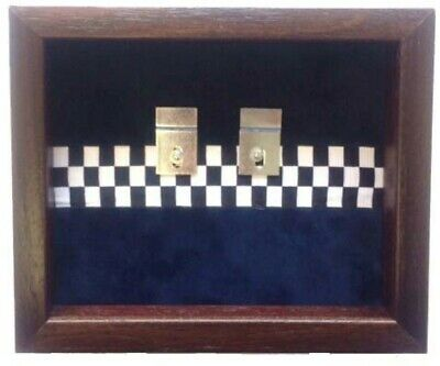 Medium Police Medal Display Case