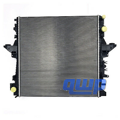 New Radiator For 2010-2015 Land Rover Range Rover Sport LR4 3.0L 5.0L LR015560