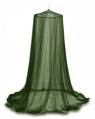 POP UP HANGING OLIVE GREEN  Mosquito Net Camping Insect Repellent Net CAMPING