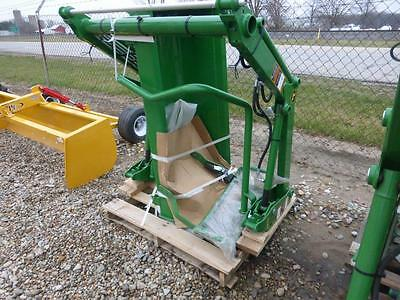 New John Deere H120 Loader Attachment With Brackets For Sale Fits Many Tractors
