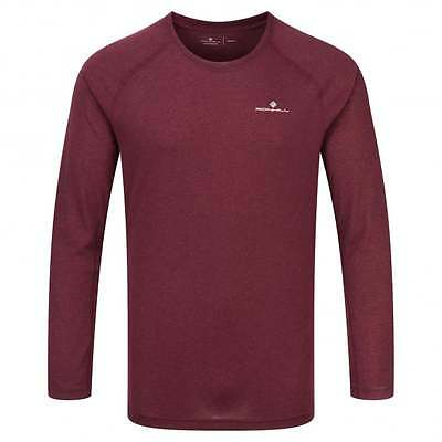 Ronhill Men's Advance Motion Long Sleeve Running Top