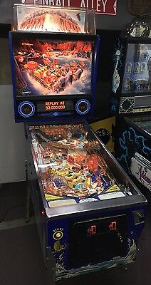 White Water Williams Pinball Machine Coin Op Arcade WH20