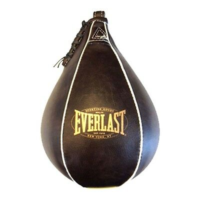Everlast Equipment Vintage Style Speed Bag 25 cm Brown Bolas de velocidad