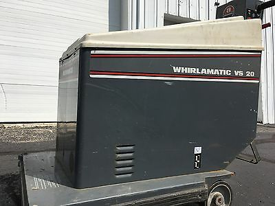 Whirlamatic VS20 Commercial Floor Burnisher