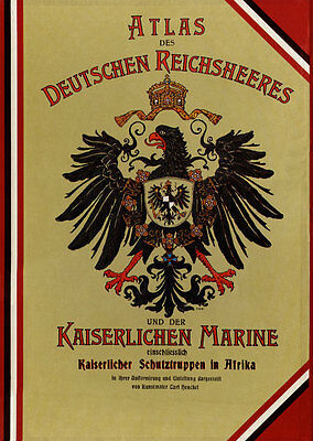 Uniforms of the Imperial German Army & Navy ~ Lithographs of Dress and Feldgrau