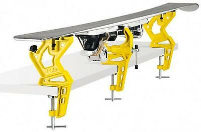 Toko Ski Vise Race  Yellow Tuning tools