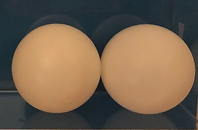 Set of 2 Ice Balls - Skeeball Arcade Redemption Game