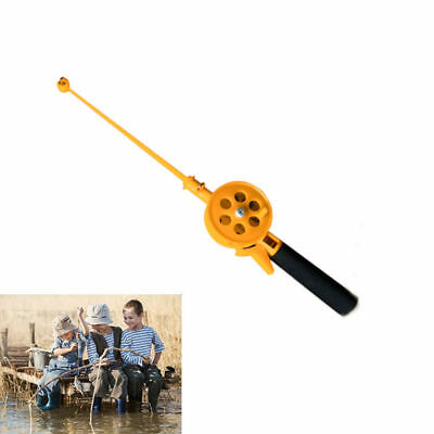 Portable Mini Ice Fishing Rod 33cm High Durable Fishing Pole With Reels RI
