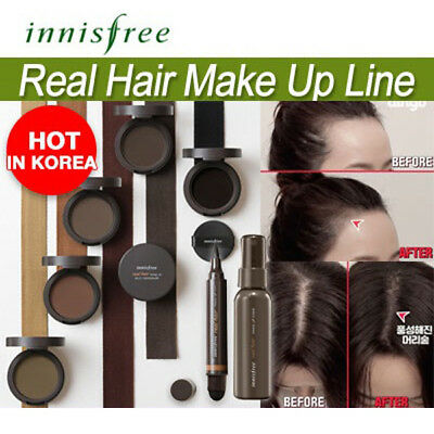 [innisfree] Real Hair Make Up Jelly Concealer 9.5g / Fixer 60m / Tint 2.5g