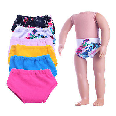 Cute Handmade Doll Cloth Clothes Underwear Panty for 18 inch Girl Doll