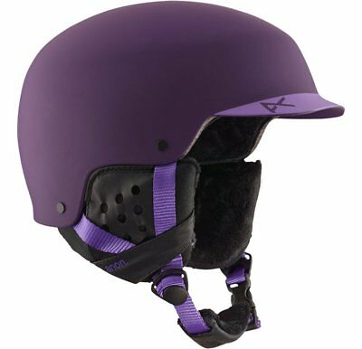Helmet Anon Aera Imperial Purple 2017 Ladies